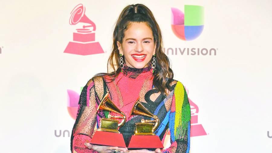 Rosalía y Alicia Keys listas para los Grammy Latino.