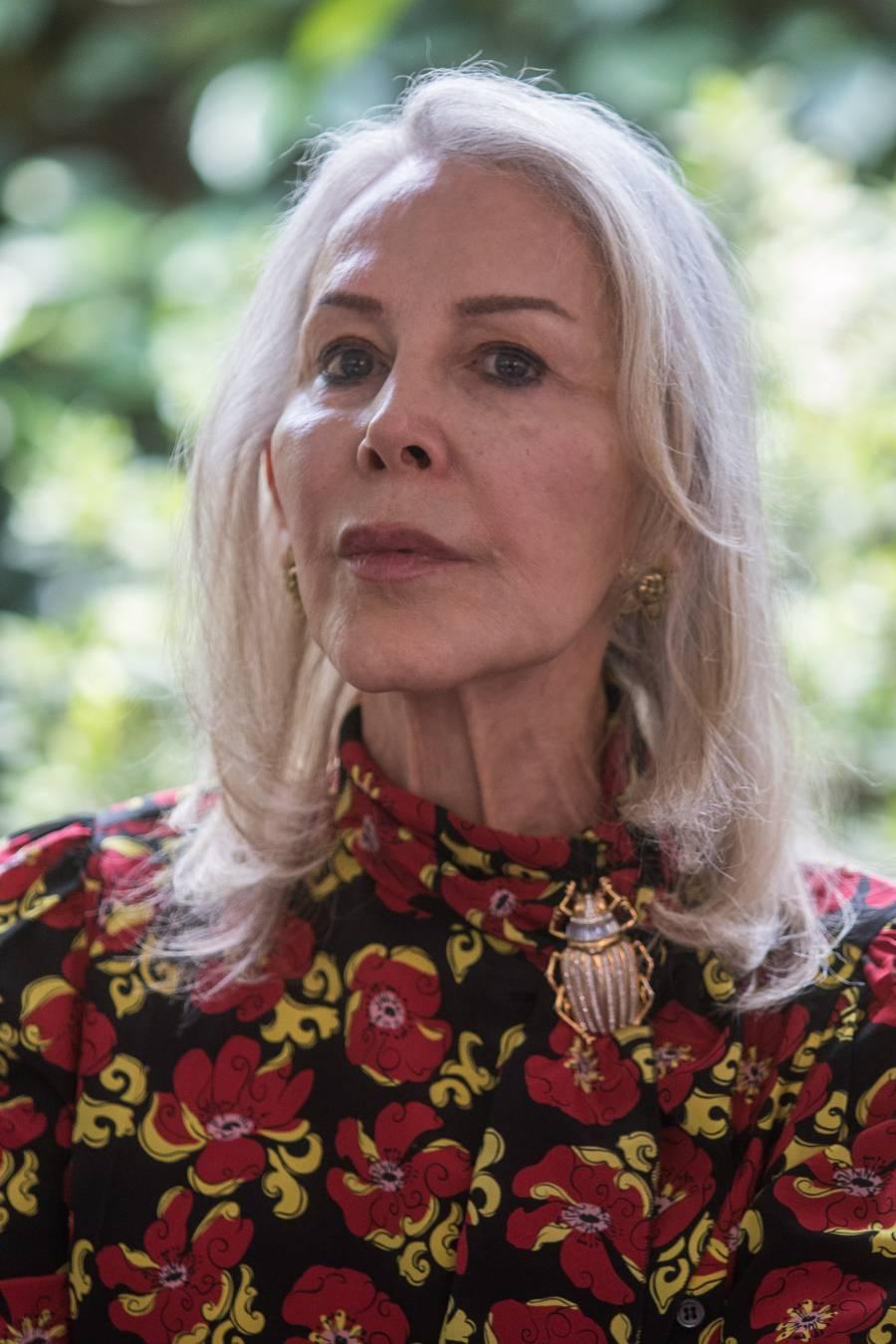 Silvia Lemus recuerda a Carlos Fuentes en su natalicio