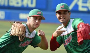 México obtiene primera victoria en Súper Ronda de Beisbol en Japón