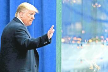 Caída de Evo es advertencia para Venezuela y Nicaragua: Trump