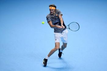 Alexander Zverev apaga debut de Rafa Nadal, el número uno