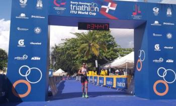 Claudia Rivas se lleva bronce en Mundial de Triatlón
