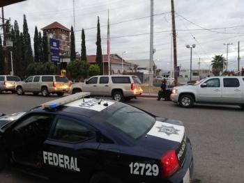 Llegan a Sonora elementos de FBI