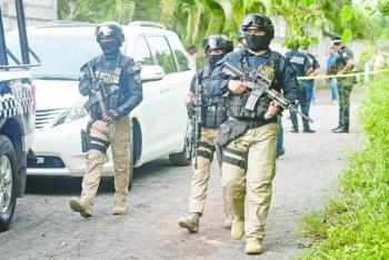Reprueban a Veracruz  en temas de seguridad