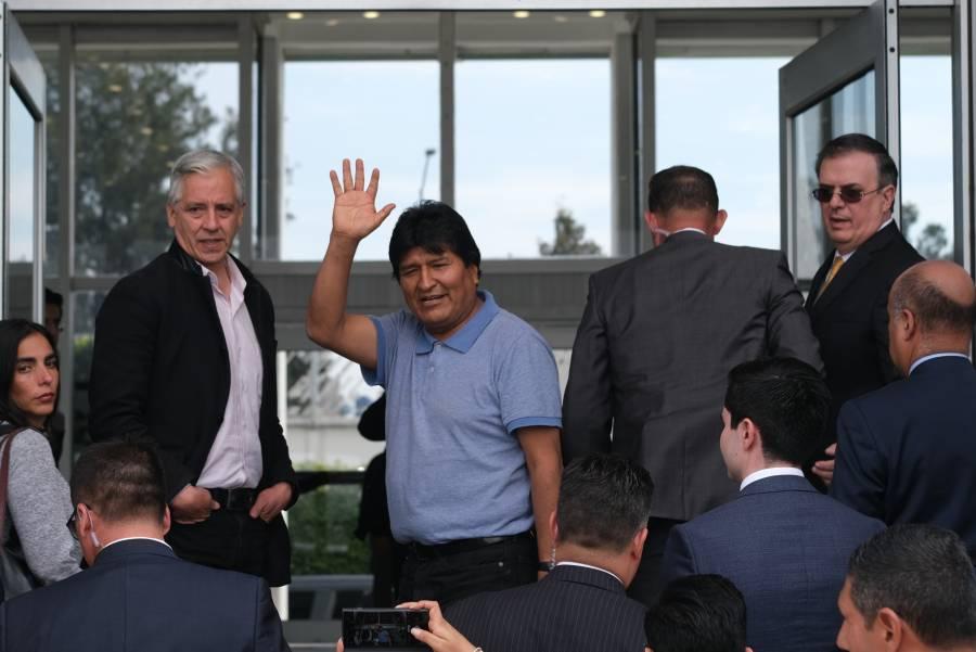 El golpe de Estado, por el triunfo en las elecciones, dijo Evo Morales