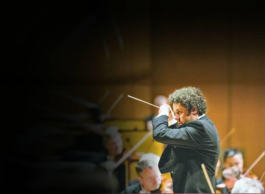 Filarmónica de LA y Dudamel arrancan festejos por centenario en Bellas Artes
