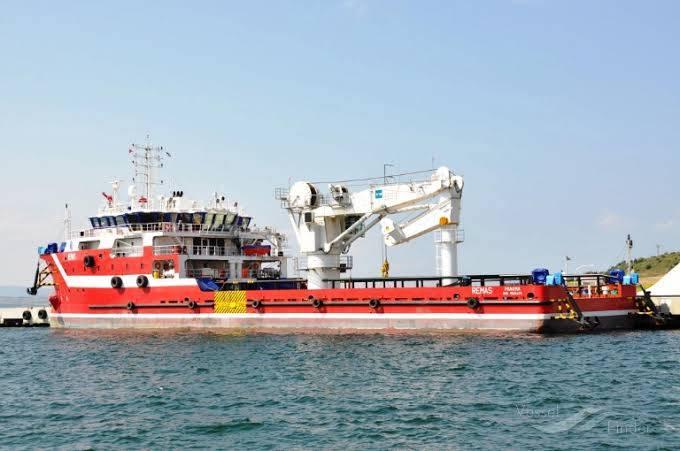 """Dos heridos deja el asalto al buque """"Remas"""" en el Golfo de México"""