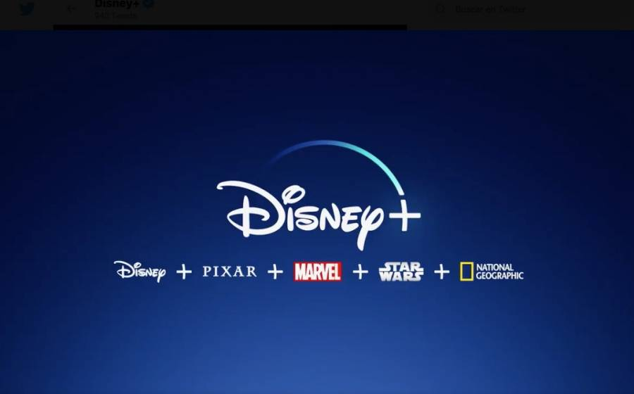 Disney Plus ya está disponible en EU