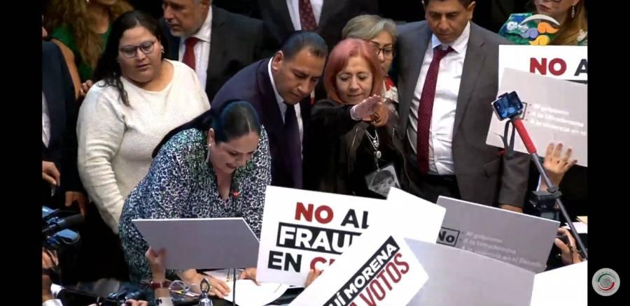 Ya es Rosario Piedra Ibarra presidenta de la Comisión Nacional de los Derechos Humanos