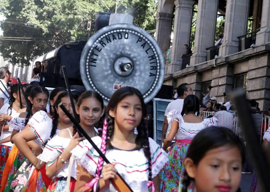 Conmemorarán el Día de la Revolución con desfile y acto cívico