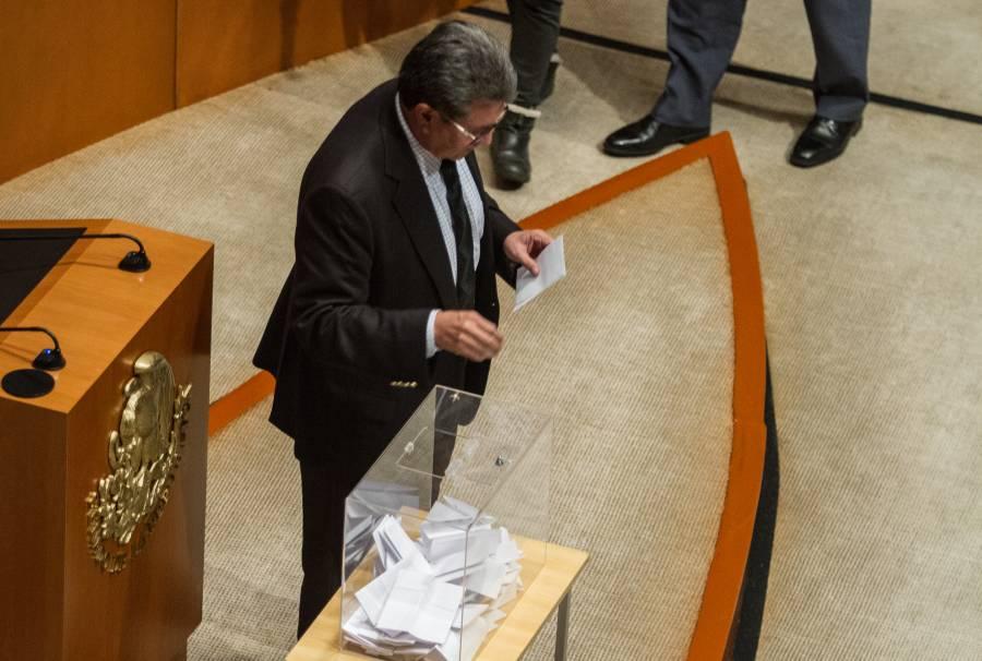 Monreal anuncia nueva votación para titular de la CNDH