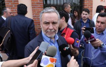 La Comisión de Presupuesto se mantiene trabajando para presentar dictamen este miércoles: Alfonso Ramírez Cuéllar
