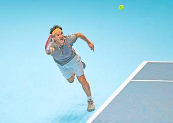 Sin piedad, Dominic Thiem borra a Djokovic y va a semifinal