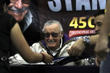 Se cumple un año sin Stan Lee