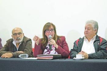 "Afirma Yeidcko lque Díaz Polanco ""no sabe lo que está diciendo"""