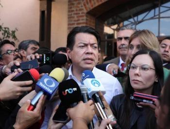 JUCOPO y Mesa Directiva de la Cámara de Diputados llegaron a acuerdos con alcaldes de la república