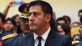 Dimite ministro de Defensa de Bolivia, el décimo tercero del gabinete
