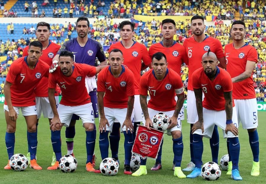 Seleccionados de Chile deciden no jugar amistoso ante Perú por protestas