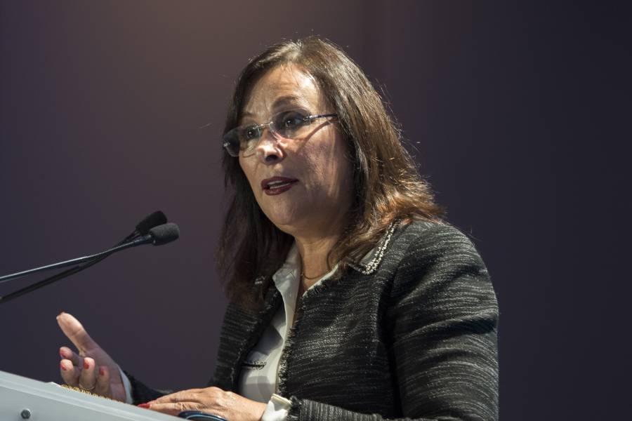 Asegura Rocío Nahle que Pemex no pagará a hackers