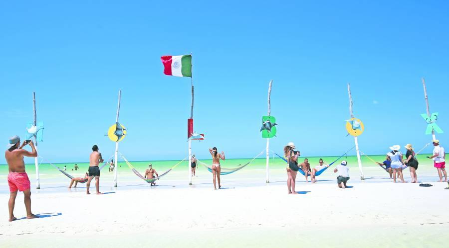 Magro aumento del PIB turístico: Inegi