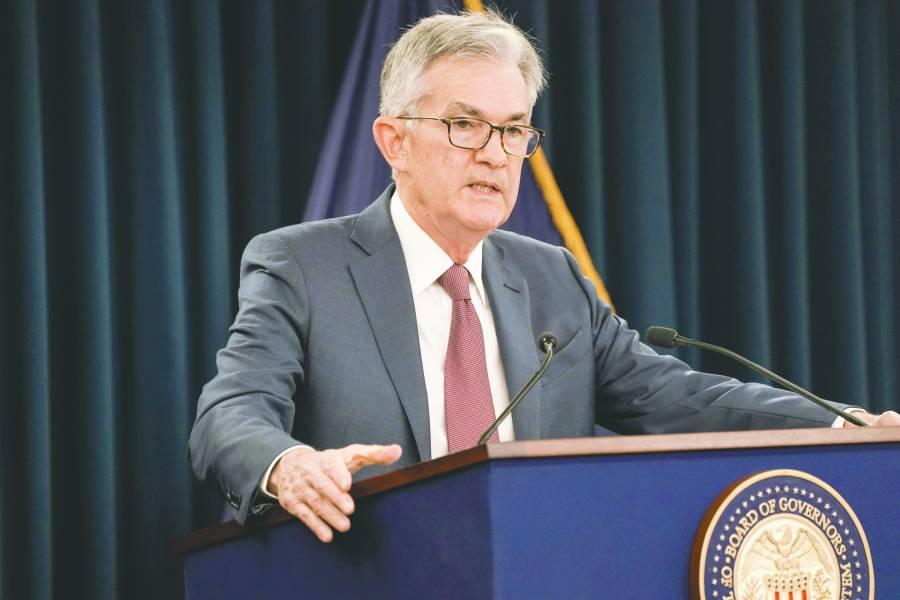 Fed rechaza tasas de interés negativas para EU: Powell