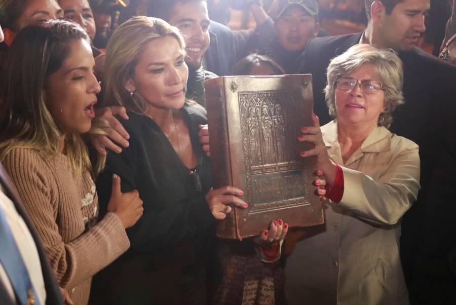 Persisten las amenazas de revueltas en La Paz