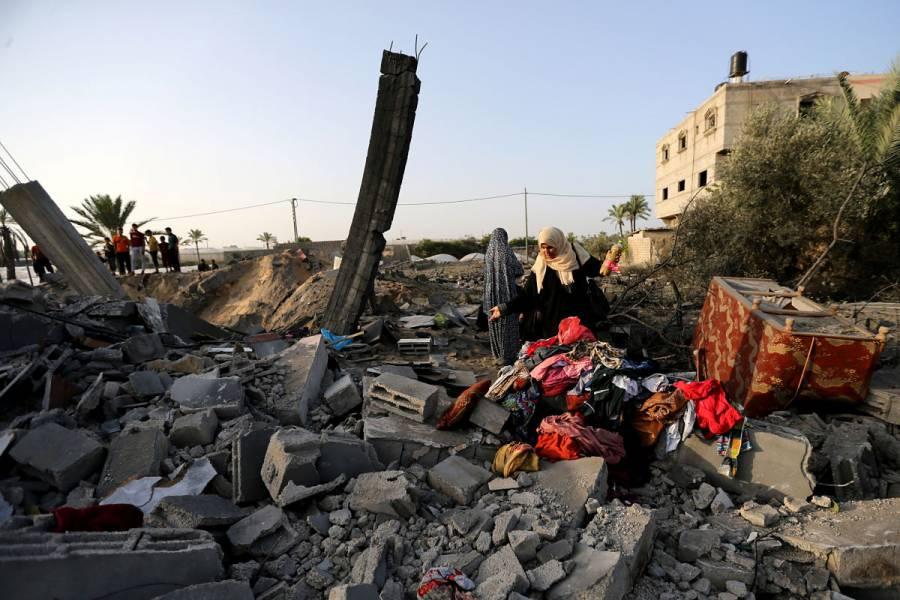 Lanzan 200 misiles contra Israel por muerte de comandante yihadista