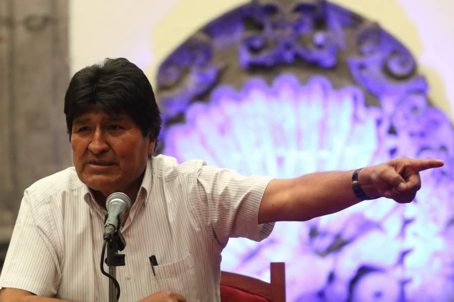 Evo pide a Fuerzas Armadas de Bolivia no mancharse las manos con sangre del pueblo