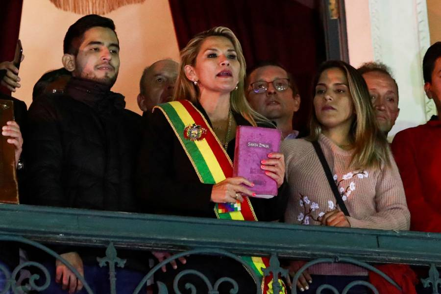 ¿Quién es Jeanine Áñez, la nueva presidenta de Bolivia?