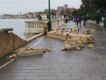Venecia se declara zona de emergencia