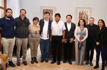 Morena analiza cooperación para manutención de Evo Morales en México