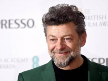 "Oficial: Andy Serkis será Alfred Pennyworth en ""The Batman"""
