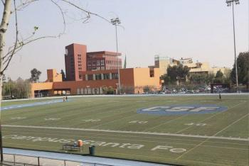 Reportan balacera en instalaciones del Tec de Monterrey, campus Santa Fe