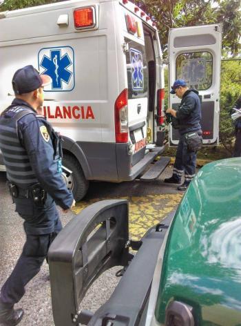 Detienen a dos sujetos por agresión a una persona en el Tec de Monterrey