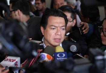 Vamos bien y sacaremos en tiempo y forma el presupuesto para 2020: Mario Delgado Carrillo