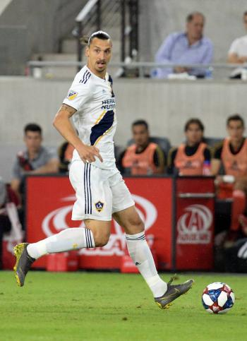 Zlatan Ibrahimovic dice adiós a Los Ángeles Galaxy