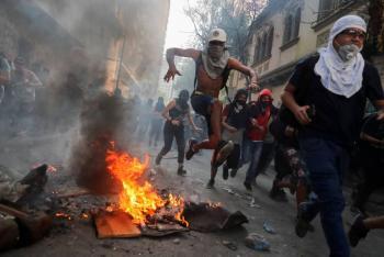 Parlamento Europeo denuncia represión al estilo Pinochet en Chile