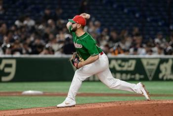 México cae ante Japón en Súper Ronda de Béisbol
