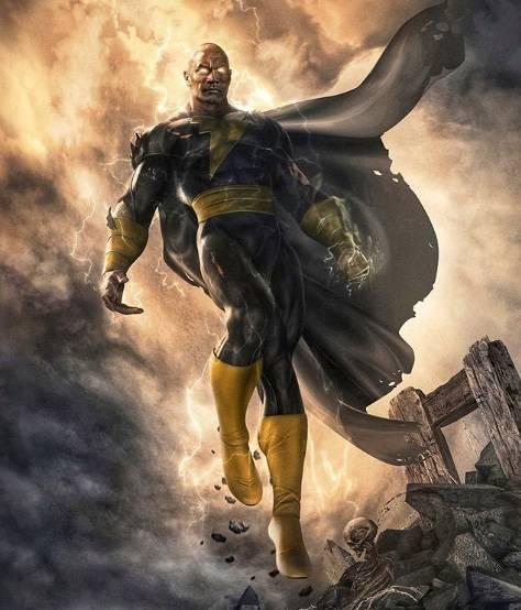 Black Adam llegará al cine en 2021
