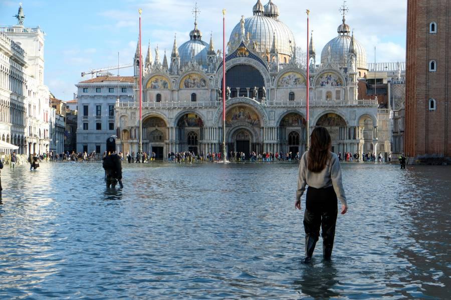 Unesco monitorea estado de los bienes de Venecia