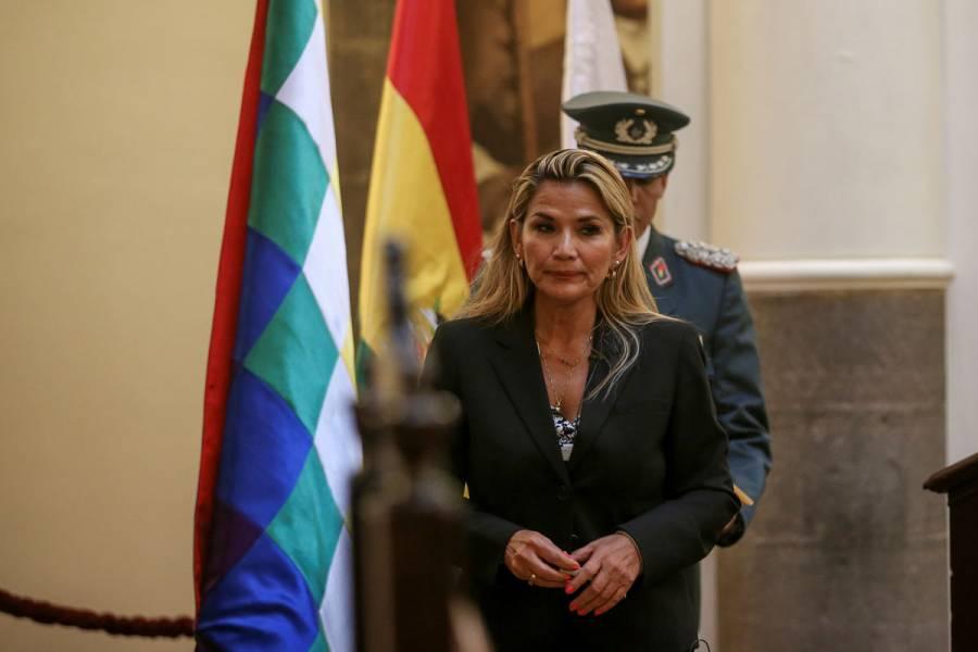 Rusia también reconoce a Áñez como presidenta interina de Bolivia