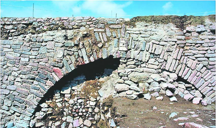 Hallan túnel que Moctezuma I mandó a crear para el dios Tláloc