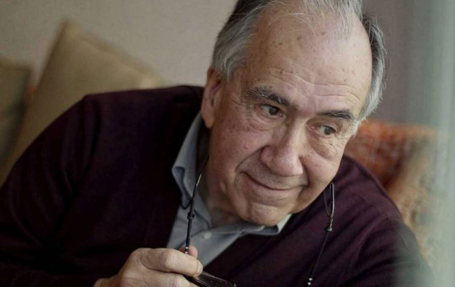Recibe Joan Margarit el Premio Cervantes 2019
