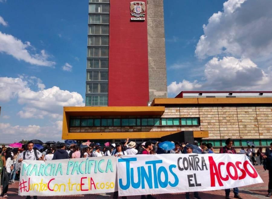 Llama la UNAM a la comunidad estudiantil, a no contaminarse con provocadores profesionales