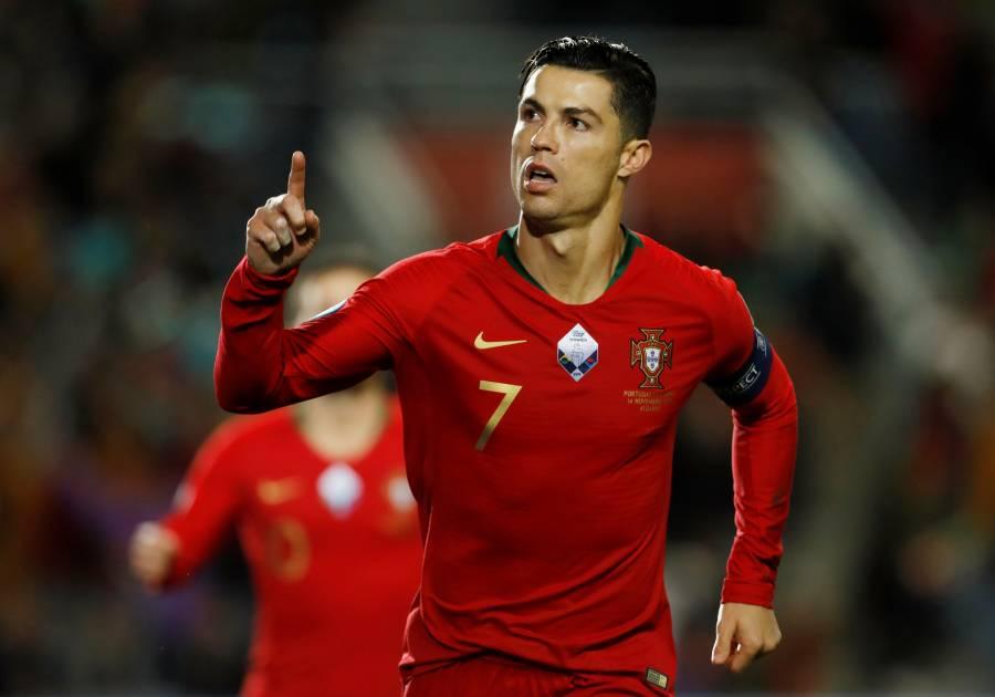 Portugal aplasta a Lituania con Hat-Trick de Cristiano Ronaldo; llega a 98 goles con selección