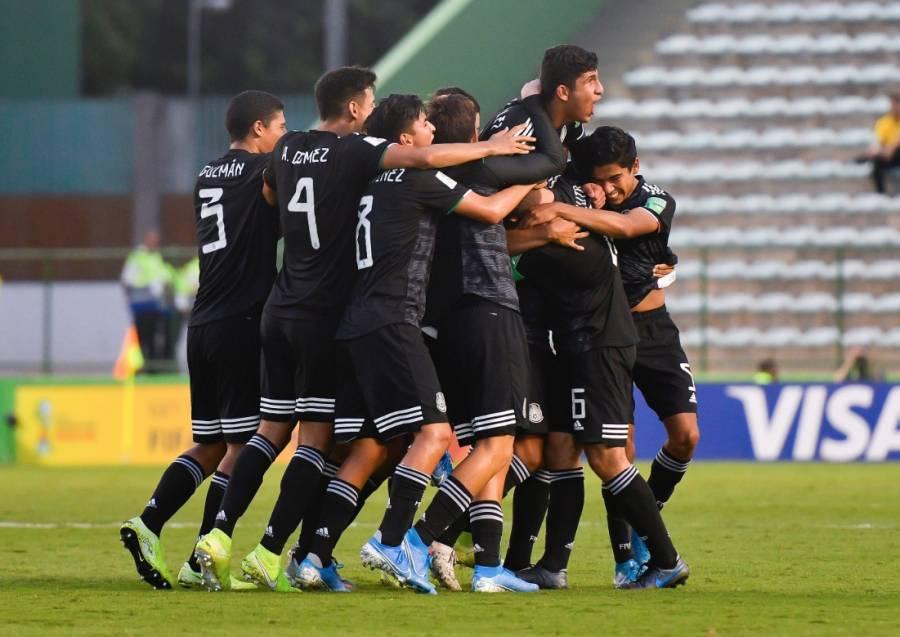 México vence en penales a Holanda y clasifica a la final del Mundial Sub-17