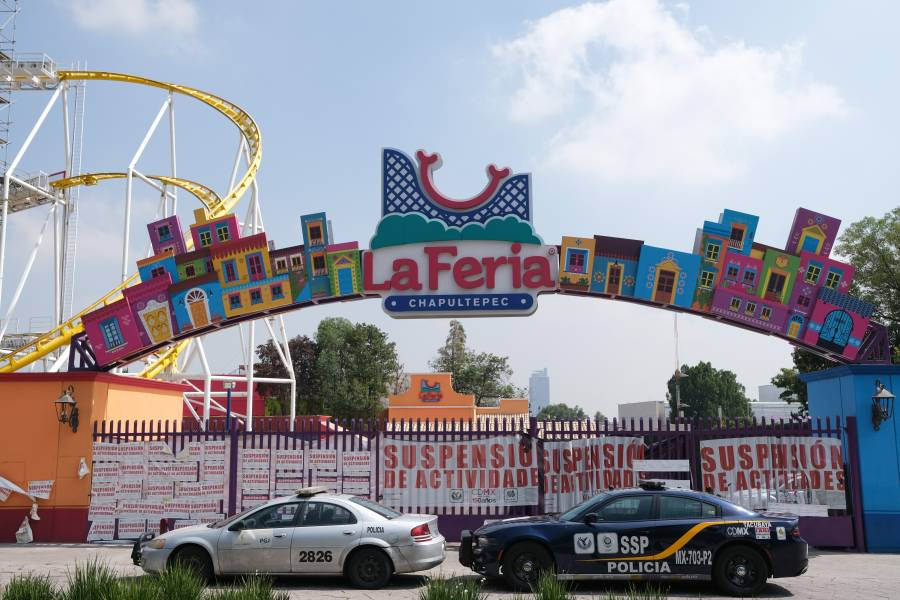 Ilegal licitación de la Feria de Chapultepec, acusan