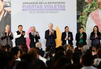 Es deuda pendiente el derecho de las mujeres a vivir sin violencia: Sánchez Cordero