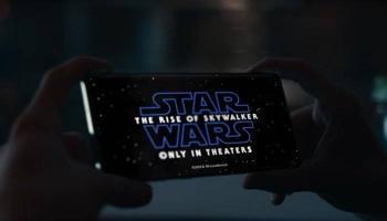 Samsung y Star Wars unen sus fuerzas esta navidad