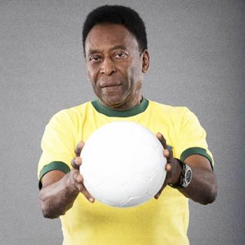 Espero que Cristiano Ronaldo supere mi marca de goles: Pelé
